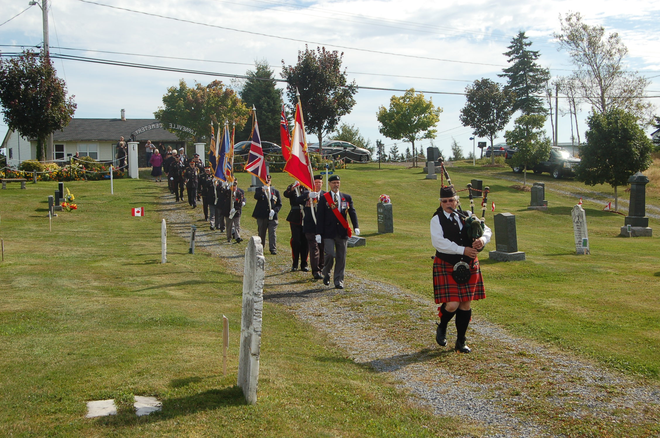 Cemetery Day C
