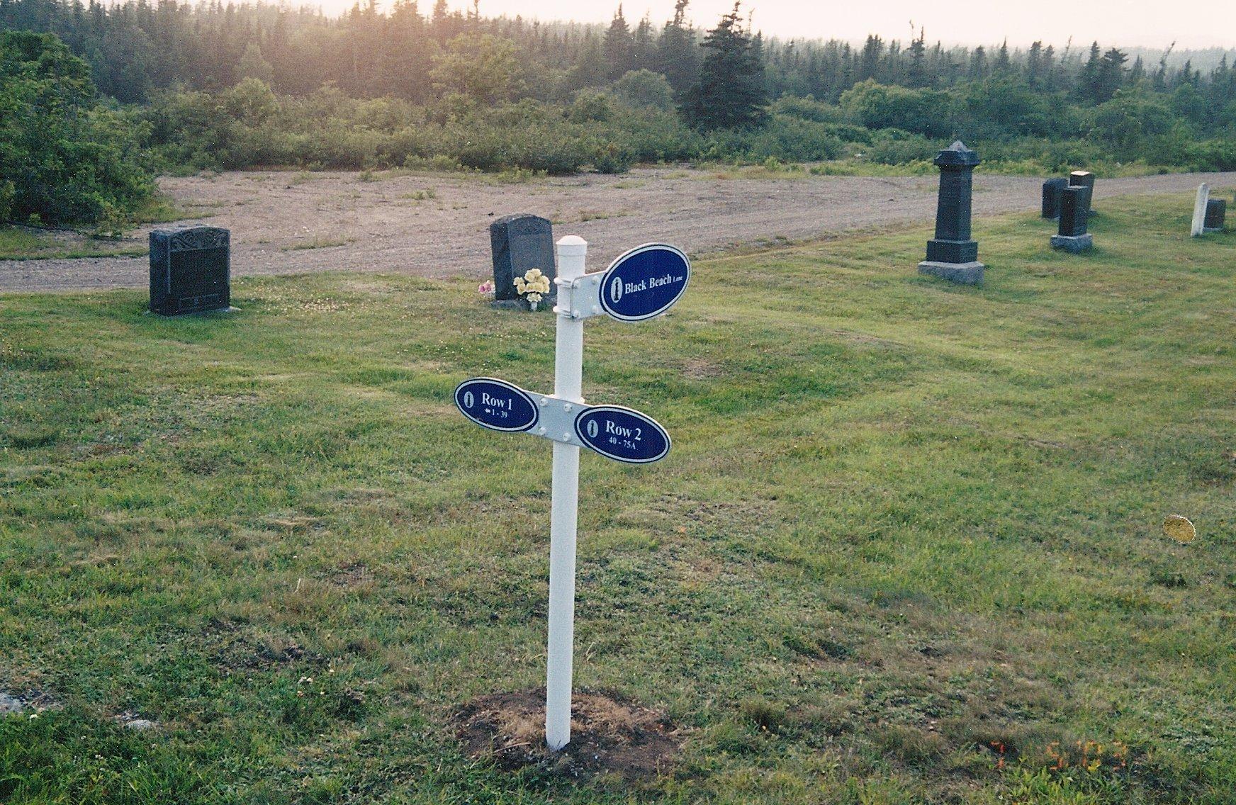 Lane & Row markers 6