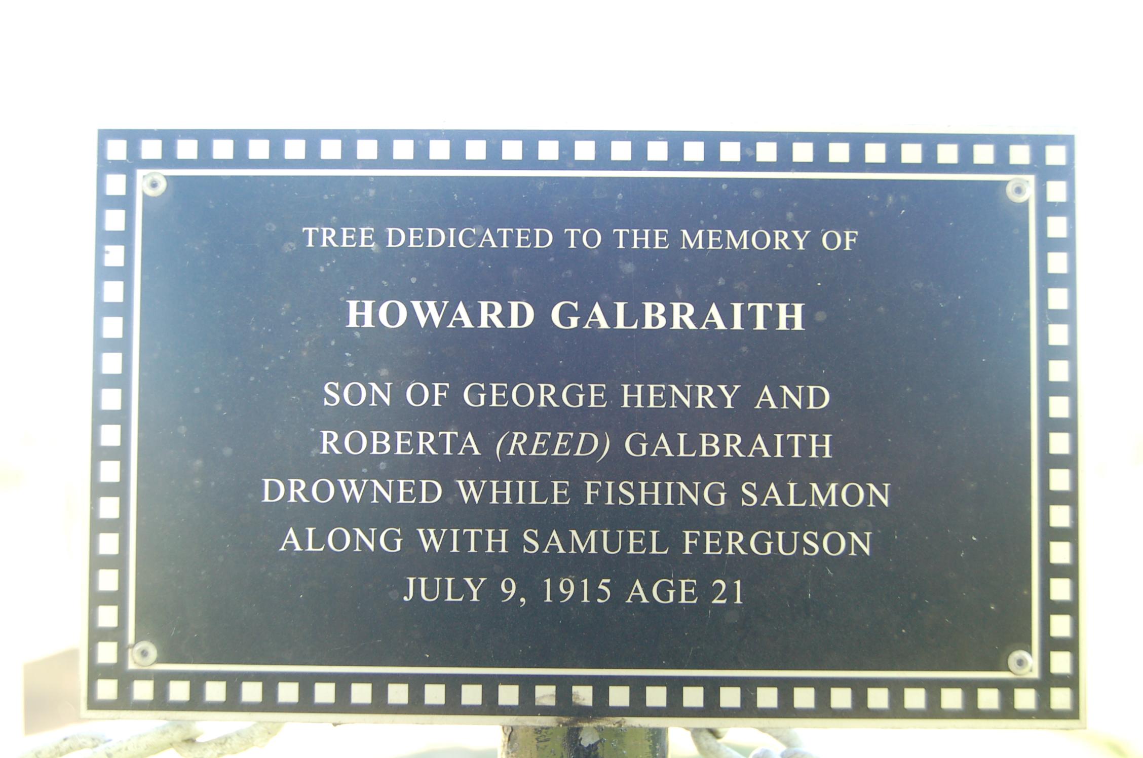 Memorial Fishermen