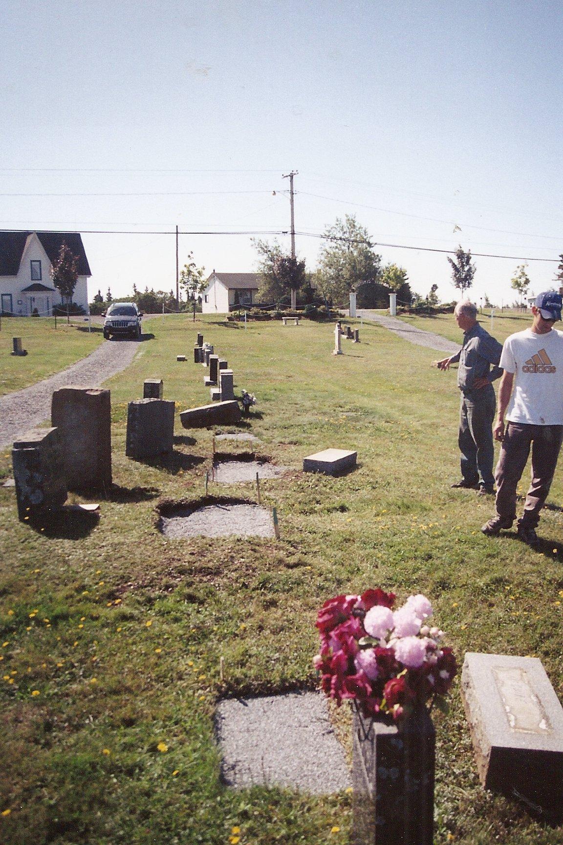 gravestone repairs 6a