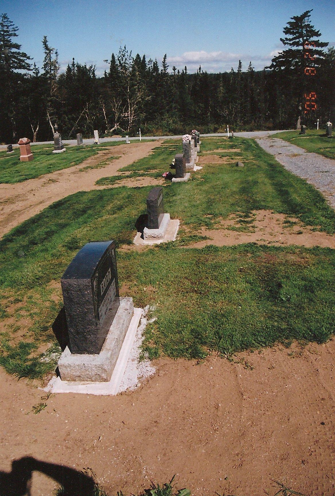 gravestone repairs 6b