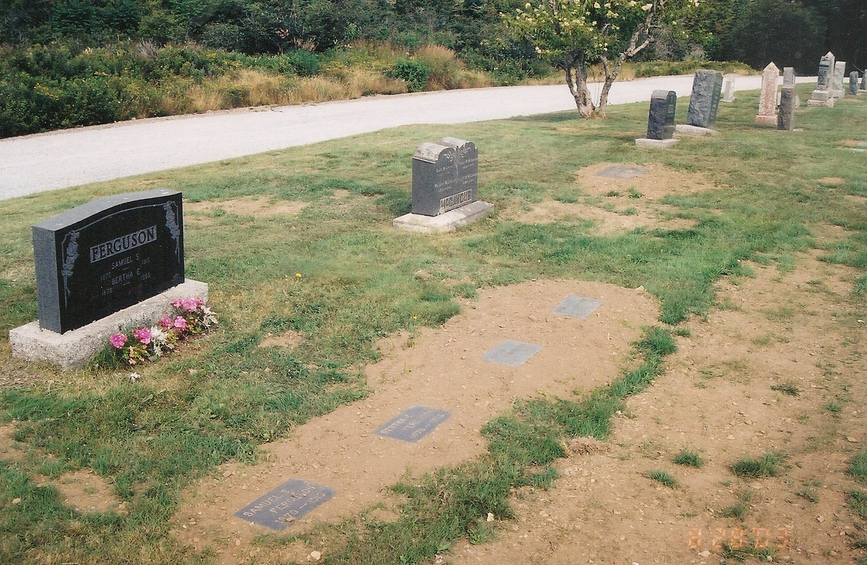 gravestone repairs footstones1