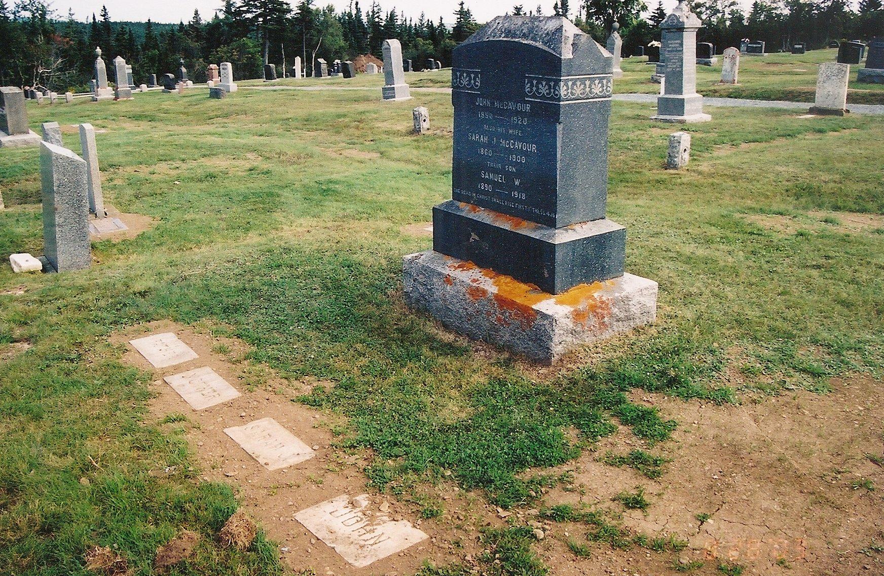 gravestone repairs footstones4